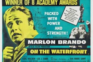 <span style='color:#B00000  ;font-size:14px;'>Filmul săptămânii</span> <br> On the waterfront (Pe chei)</p>