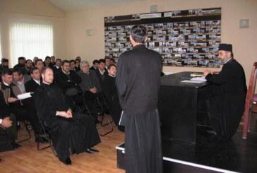 Slujbă de pomenire pentru fostul consilier social al Episcopiei Sălajului