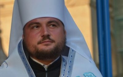 """""""O rugăm pe Maica Domnului să trimită pace peste poporul ucrainean"""", a spus Mitropolitul Alexandru al Kievului"""