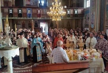 Împreună slujire a preoților din cercul Sângeorz-Băi