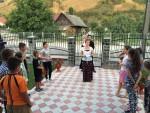 Scenete, jocuri și ateliere, în tabăra de vară din parohia Nimigea de Sus