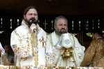 Sărbătoare la Spermezeu, în prezența PS Gurie și a PS Macarie