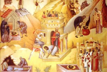 Agenda ierarhilor de praznicul Tăierii Capului Sfântului Ioan Botezătorul