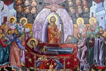 Agenda Ierarhilor din Mitropolia Clujului de praznicul Adormirii Maicii Domnului