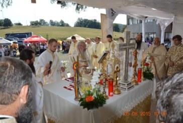 """ÎPS Părinte Andrei, la hramul Mănăstirii """"Sfântul Ioan Iacob Hozevitul"""""""