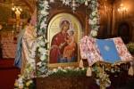 """Icoana Maicii Domnului """"Grabnic Ajutătoare"""", adusă în parohia clujeană """"Sfântul Nicolae"""""""
