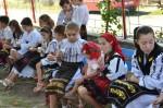 Sărbătoarea portului popular în parohia Mociu I