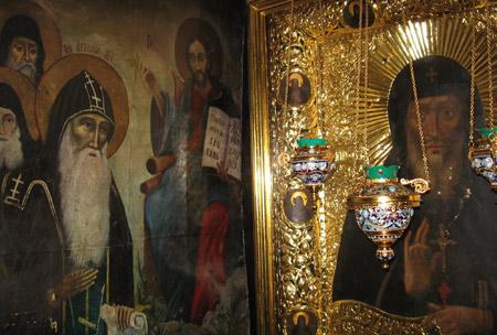 Sfântul Antonie de la Pecerska şi credinţa în Rusia
