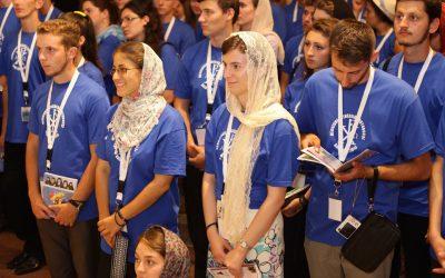 Pregătirile pentru Întâlnirea Tinerilor Creștini Ortodocși din Europa, pe ultima sută de metri.