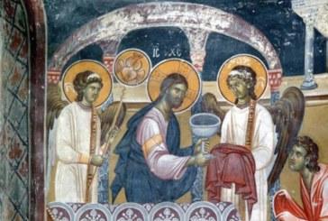 <span style='color:#B00000  ;font-size:14px;'>Catehism. ABC-ul credinţei (Pr. Cătălin Pălimaru)</span> <br> Preoţia sacramentală şi preoţia universală 3</p>