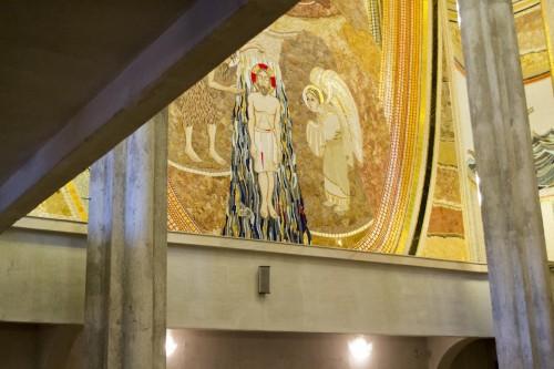 """Pictorul italian Marko Rupnik: """"Să începem în fiecare zi munca noastră cu Dumnezeu"""""""
