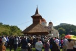 Hramul mănăstirii Cășiel, în prezența ÎPS Părinte Andrei