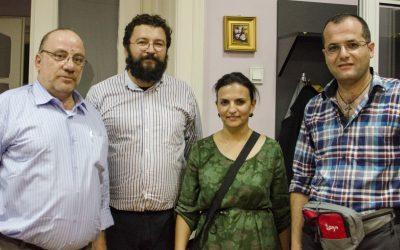 Grupul ortodocșilor din Palestina, la Întâlnirea Tinerilor