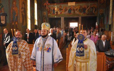 Liturghie Arhierească la Parohia Ileanda