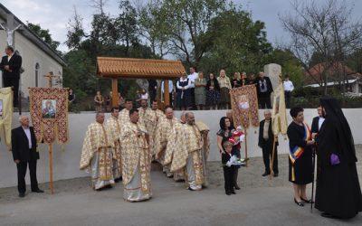 Liturghie arhierească la Parohia Cristolțel