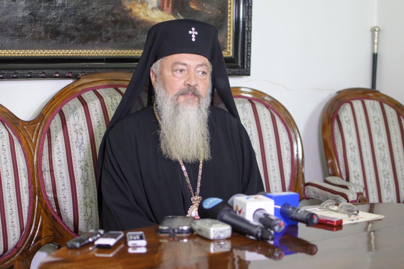 """ÎPS Andrei: """"Statele europene trebuie să nu-și uite spiritualitatea!"""""""