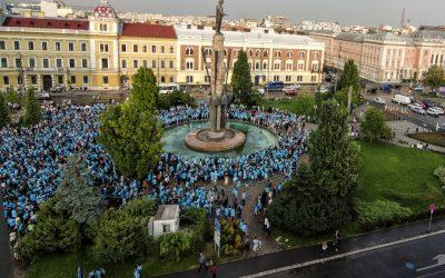 Deschiderea oficială a Întâlnirii Tinerilor Creștini Ortodocși 2015