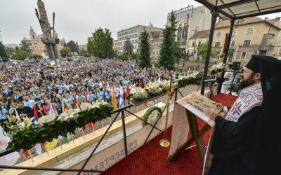 """PS Macarie: """"Entuziasmul și puterea tinereții să nu vă părăsească în lupta duhovnicească"""""""