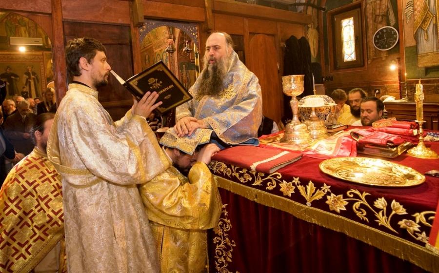 Preoţia sacramentală şi preoţia universală 2