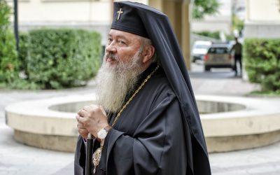"""Mitropolitul Clujului: """"Tinerii creștini vor salva Europa"""""""
