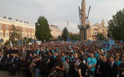 Provocările tineretului în lumea contemporană, dezbătute la Cluj de tinerii ortodocși din Europa