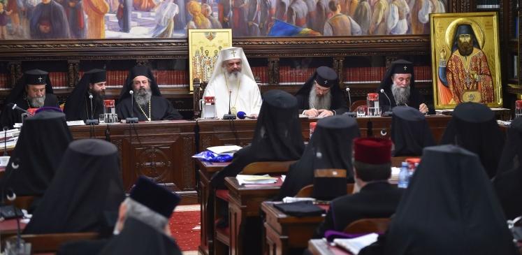Ședința Solemnă a Sfântului Sinod al Bisericii Ortodoxe Române