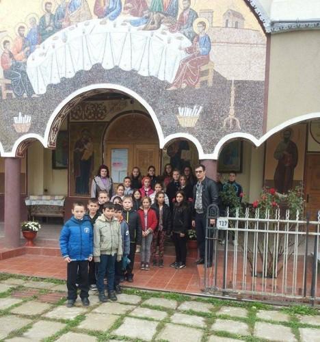 Sărbătoare aleasă în parohia Chinteni, în ziua de pomenire a Sfinților Ardeleni