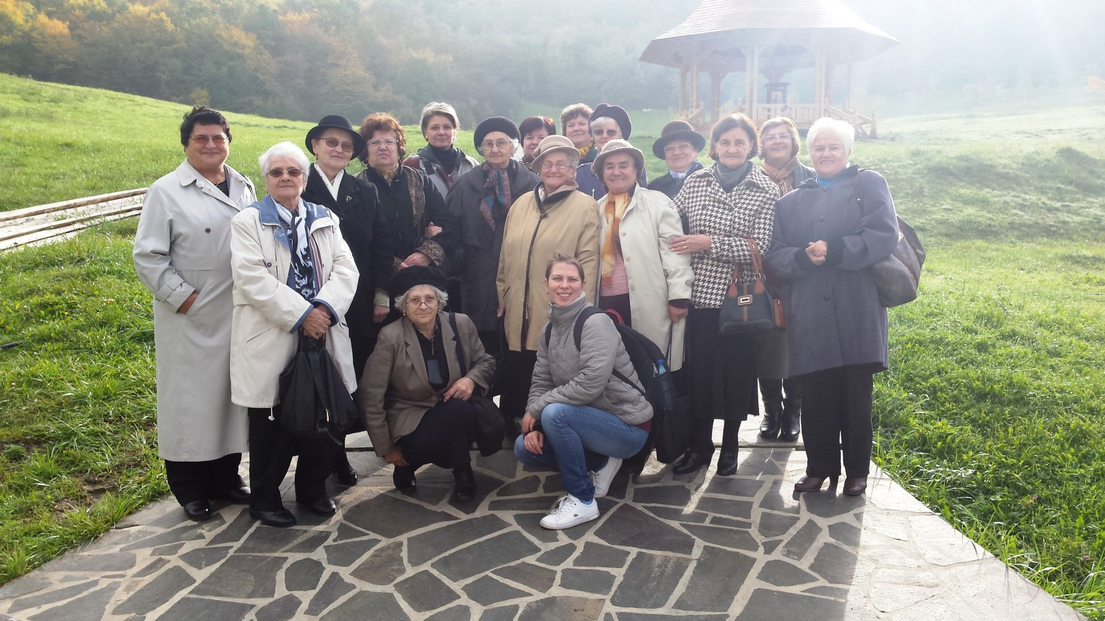 Preotesele văduve și ale preoților pensionari din Cluj-Napoca, în pelerinaj la mănăstiri