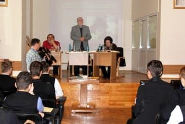 Desant scriitoricesc, la Seminarul Teologic Ortodox din Cluj-Napoca
