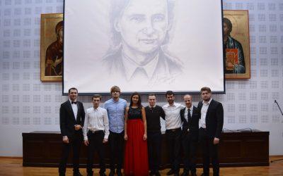 Poetul Grigore Vieru, omagiat de studenţii teologi  clujeni