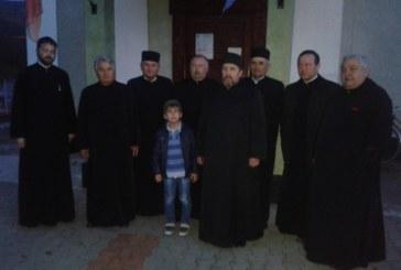 Cerc pastoral în filia Rusu de Jos a parohiei Malin