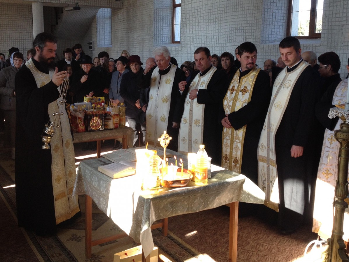 Sărbătoare aleasă în parohia ortodoxă Ciceu Mihăiești
