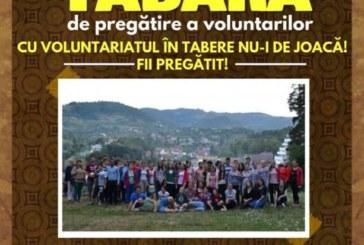 Ideea de voluntariat, promovată de Biserică printre tinerii bistrițeni