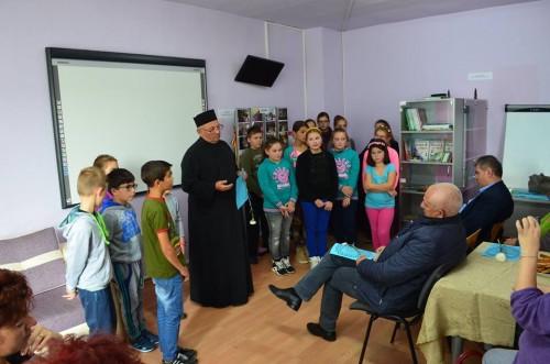 Ziua educației sărbătorită la școala gimnazială din Mociu