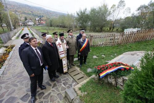 Rugăciune pentru victimele masacrului de la Moisei din 1944