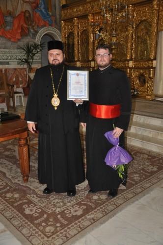 Zi bogată în activități la Catedrala Episcopală din Zalău