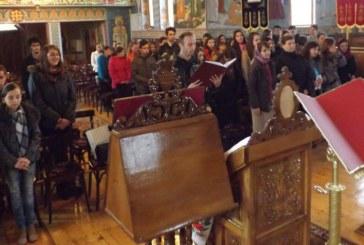 Întâlnirea tinerilor ortodocși din protopopiatul Gherla