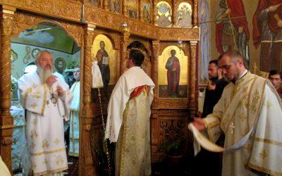 """ÎPS Andrei, la hramul Capelei Spitalului Județean: """"Îngrijirea bolnavilor este prețuită în mod deosebit de Domnul Hristos"""""""