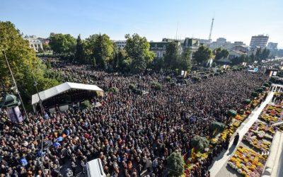 Sărbătoarea Sfintei Cuvioase Parascheva la Iași