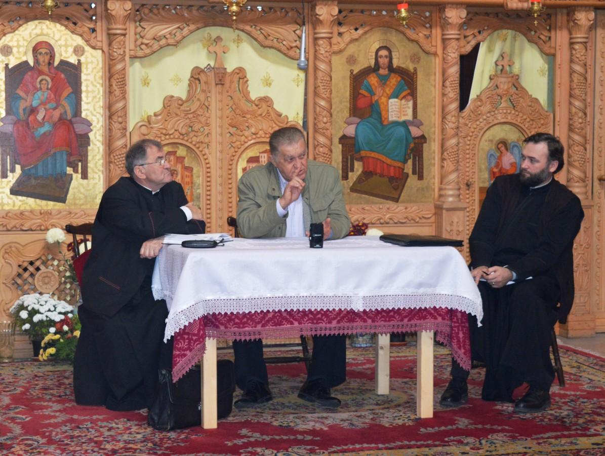 Preoții clujeni, îndemnați de maestrul Dorel Vișan să se implice în acțiuni culturale