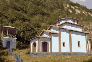 O nouă biserică pentru credincioșii ortodocși din Muntele Săcelului