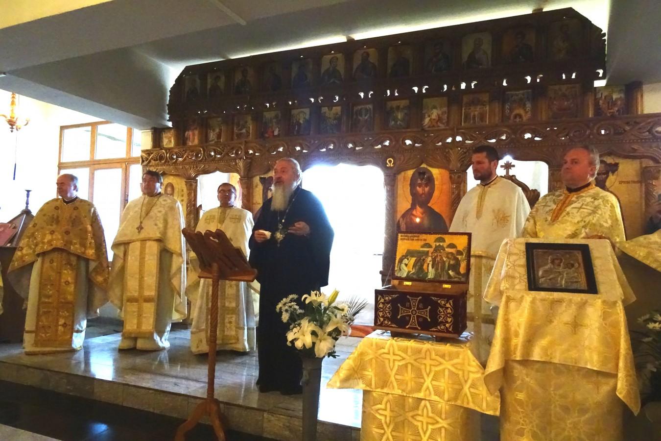 """Hramul Parohiei clujene """"Sfântul Ioan Gură de Aur"""""""