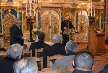 Îndemnuri pentru preoții dejeni, în cadrul ședinței lunare