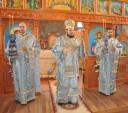 Hramul bisericii din Pericei, Episcopia Sălajului