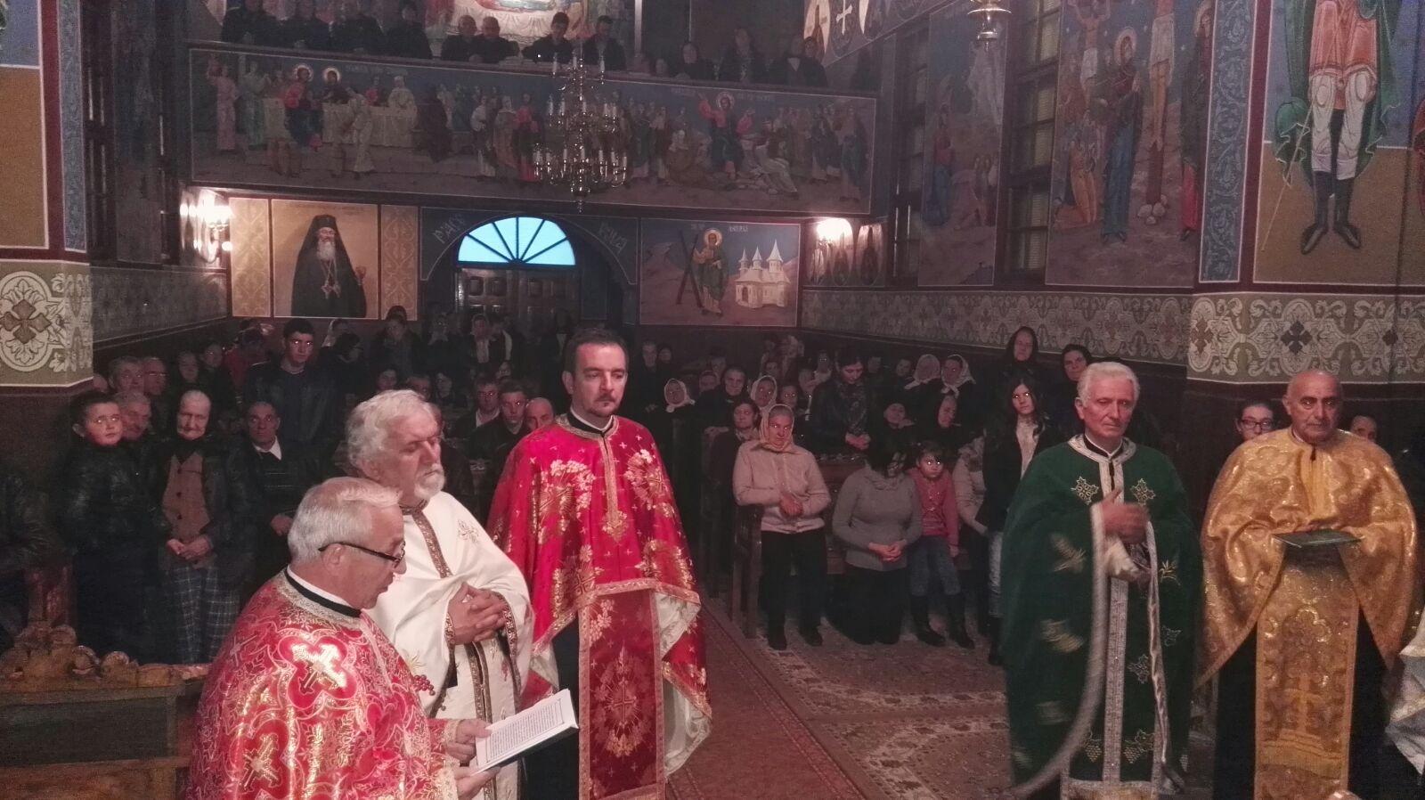 Preoții din Cercul pastoral-misionar Ilva Mică, uniți în rugăciune