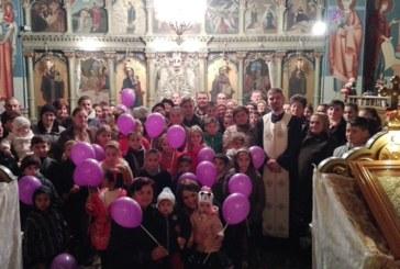 Ziua Internațională a prematurității, marcată în parohia Fildu de Mijloc din Episcopia Sălajului