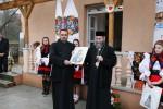 Inaugurarea proiectelor Tradiție și Creație Hoteni și Asociația pentru Dezvoltare Hoteni.