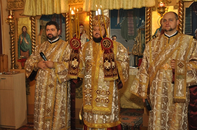 Liturghie arhierească în Parohia sălăjeană Tămașa