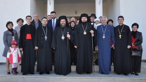Zi de alese bucurii la Parohia Sfântul Nicolae din Zalău