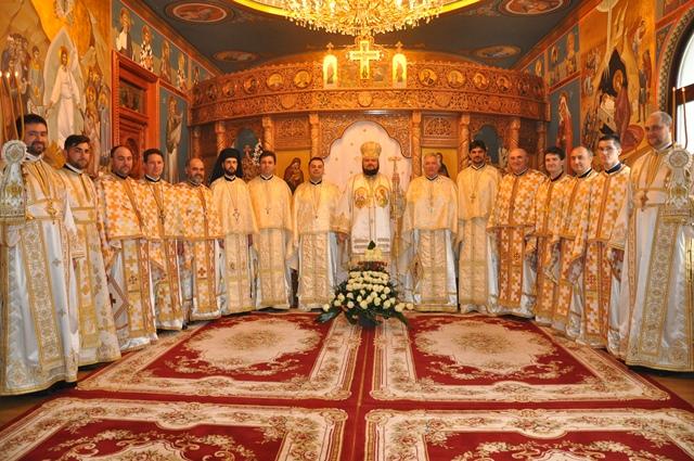 Moment de sărbătoare în Episcopia Sălajului